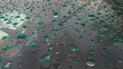 Rain On The Windshield