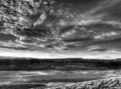 Monochrome Sky